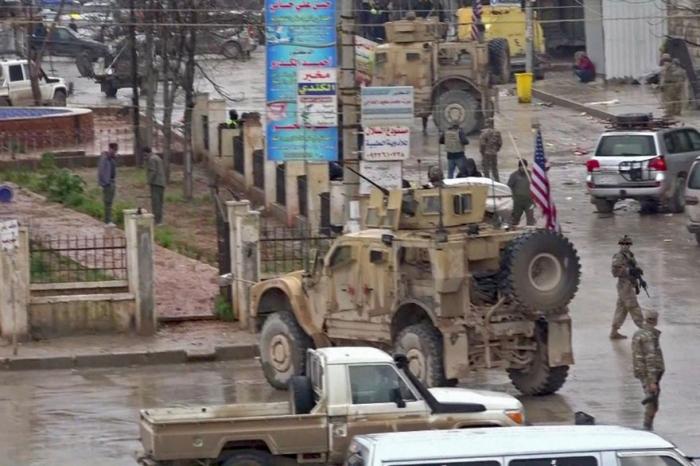 Syrie : environ 200 soldats américains vont rester