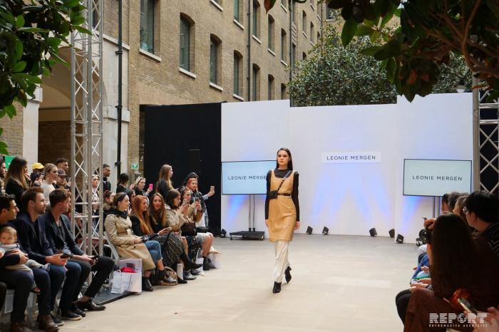 """Se presentó la colección """"El Oro Negro"""" relacionada con Azerbaiyán en Londres"""