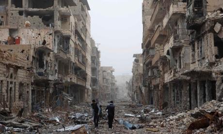 Trois morts dans une frappe de la coalition US à Deir ez-Zor, selon SANA