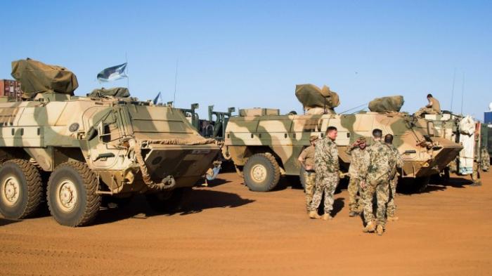 Versehentlicher Angriff auf Bundeswehr-Konvoi