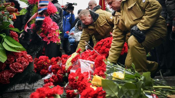 La Russie commémore les 30 ans du retrait soviétique d