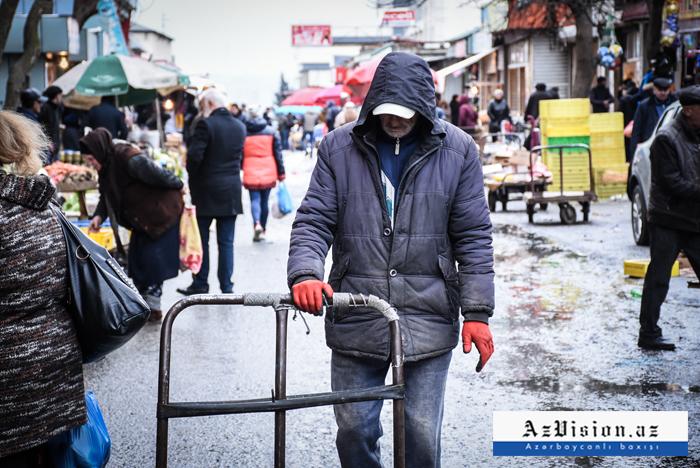 """Bura """"8-ci kilometr bazarı""""dır - FOTOREPORTAJ"""