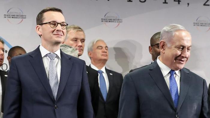 Polen und Israel streiten über Holocaust