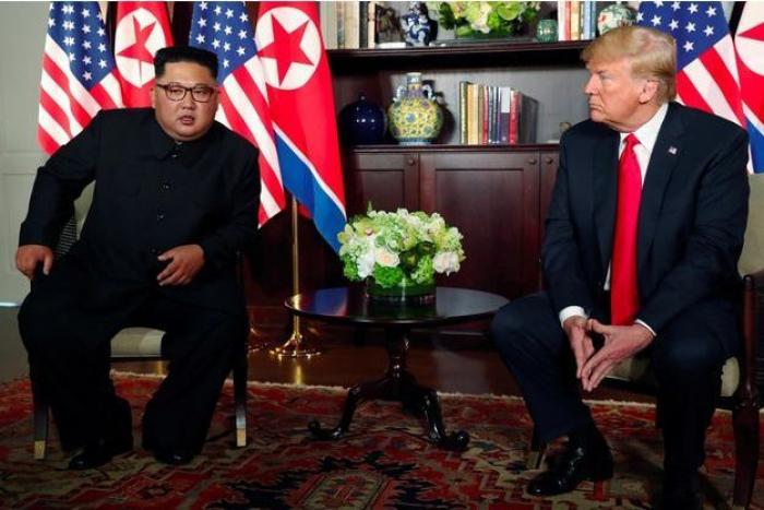 Le président sud-coréen salue l