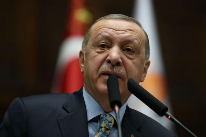 Syrie: Erdogan veut une zone de sécurité sous contrôle turc