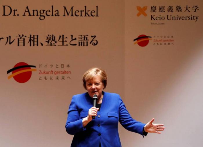 """Huawei: Merkel veut des """"garde-fous"""" face aux inquiétudes sur la sécurité"""