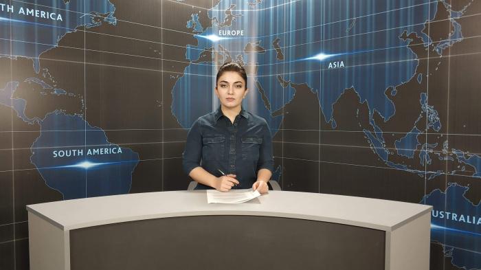 AzVision TV publica nueva edición de noticias en inglés para el 8 de febrero-Video