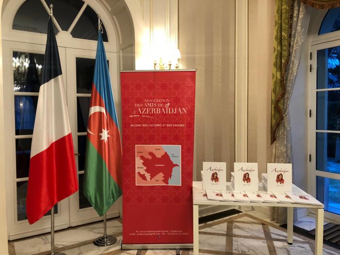 Paris: présentation du livre « Azerbaïdjan : femmes d'hier » - PHOTOS