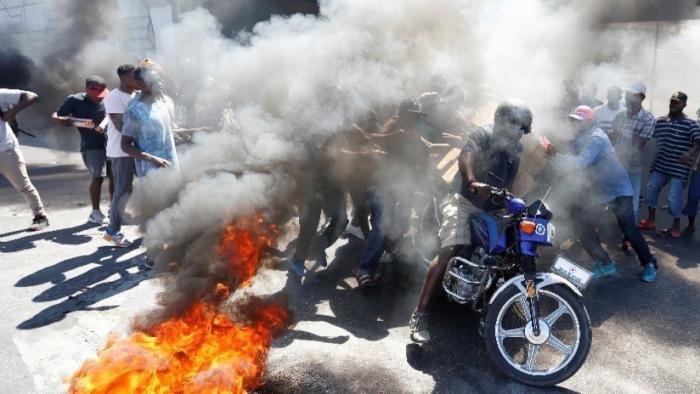 EEUU aconseja a sus ciudadanos no viajar a Haití