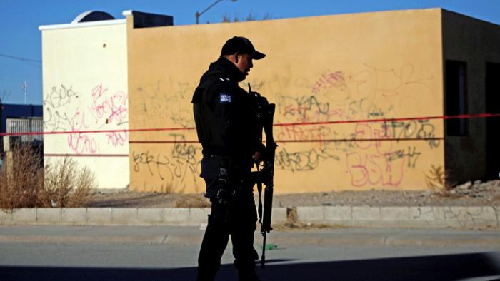 Encuentran el cadáver decapitado de una mujer secuestrada en México