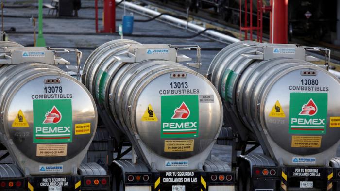 México invertirá 5.538 millones de dólares para rescatar a Pemex