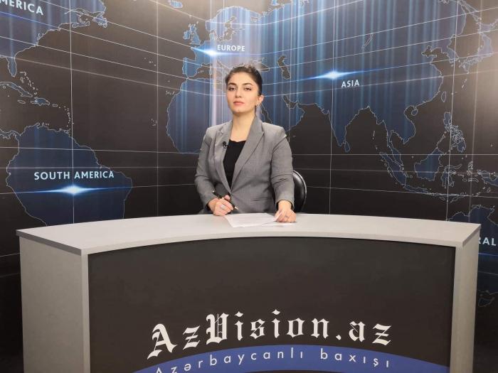 AzVision TV publica nueva edición de noticias en inglés para el 18 de febrero-Video