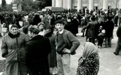 Pasan 31 años desde los eventos de Sumgayit