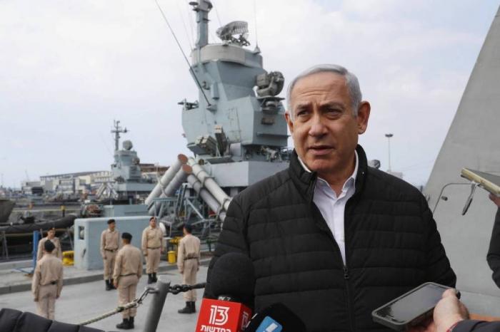 """Quand Netanyahu parle de la """"guerre"""" avec l"""