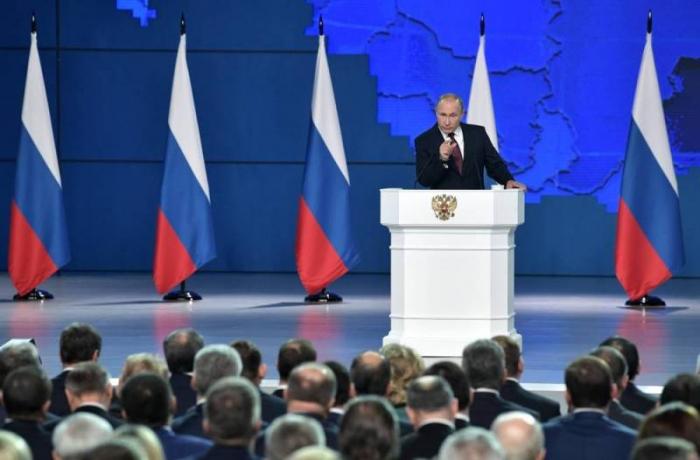 Poutine : La Russie va déployer des missiles capables d