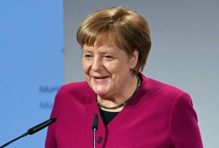 Les efforts de désarmement doivent inclure Etats-Unis, Russie, Europe et Chine,   prévient Merkel