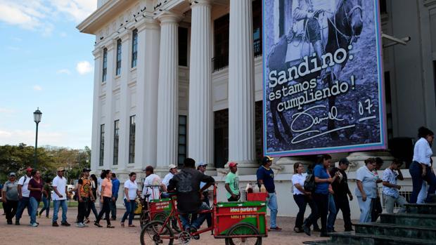 El cambio en Nicaragua dependerá de un «momento Guaidó» en 2021