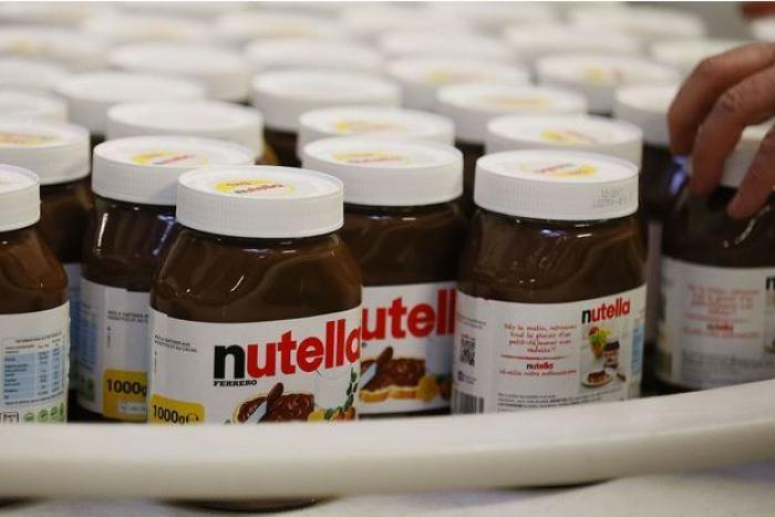 La plus grosse usine de Nutella au monde à l