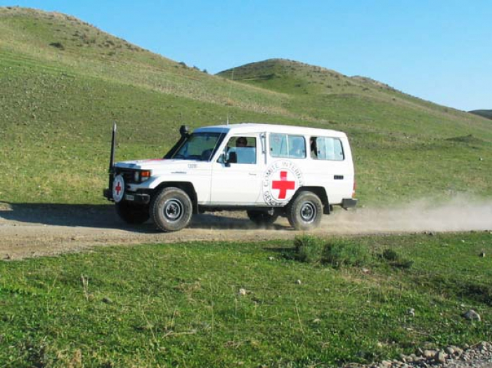 ICRC: Over 4,500 people missing due to Karabakh conflict