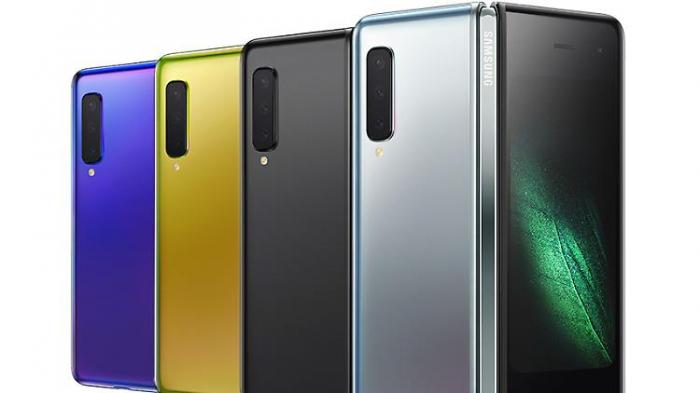 Was kann Samsungs Falt-Smartphone?