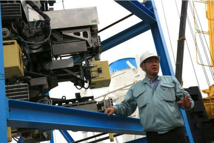Fukushima : un robot confirme la possibilité de soulever du combustible fondu