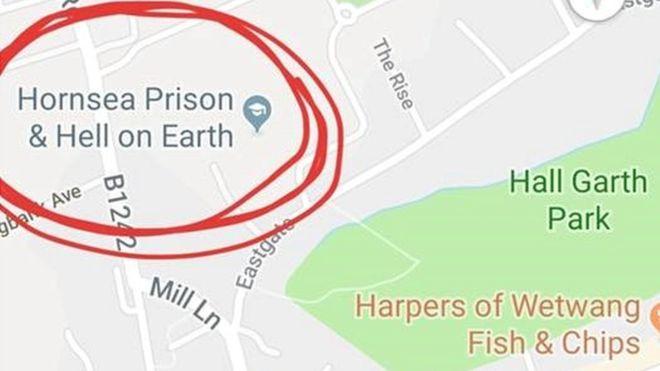Un farceur change le nom de son école sur Google Maps