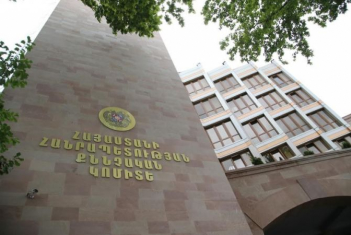 Ermənistanda daha bir məmur korrupsiyaya görə həbs edildi