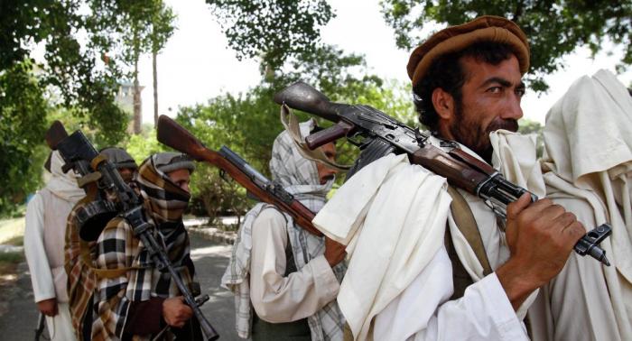 Los talibanes controlan al menos la mitad de Afganistán