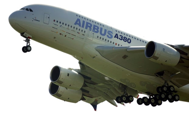 A380: Airbus to end production of superjumbo