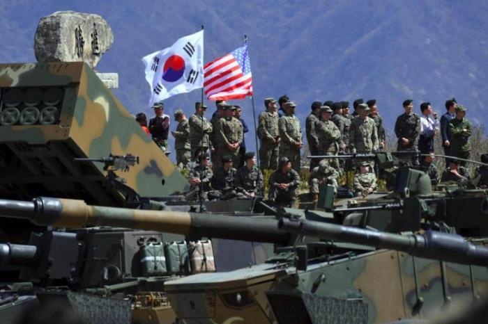 ABŞ-la Cənubi Koreya hərbi xərclərə dair razılığa gəldi