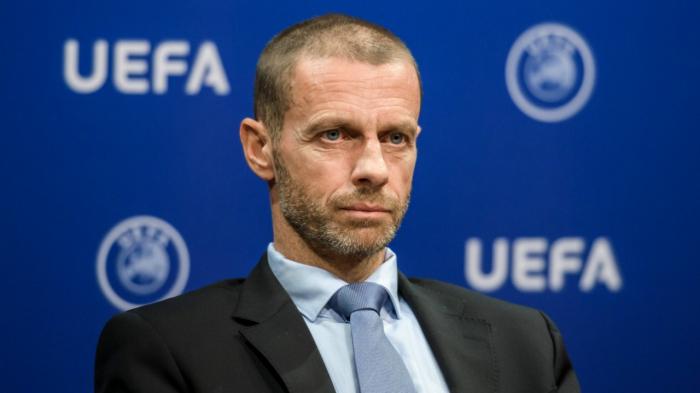Çeferin yenidən UEFA prezidenti seçildi