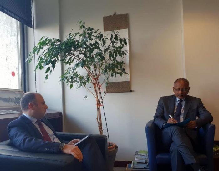 UNESCO Assistant Director-General: Azerbaijan is a reliable partner of UNESCO