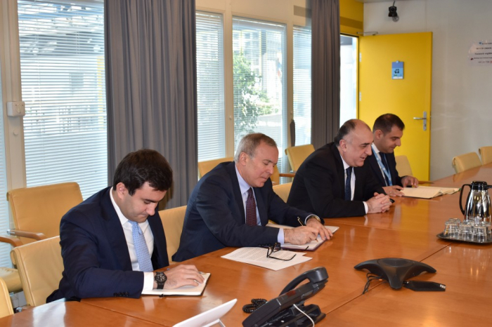 Azerbaijani FM, UN High Commissioner for Refugees hail bilateral relations