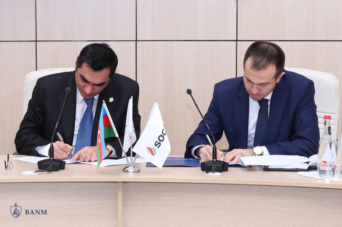 Baku Higher Oil School, SOCAR Foster Wheeler sign MoU