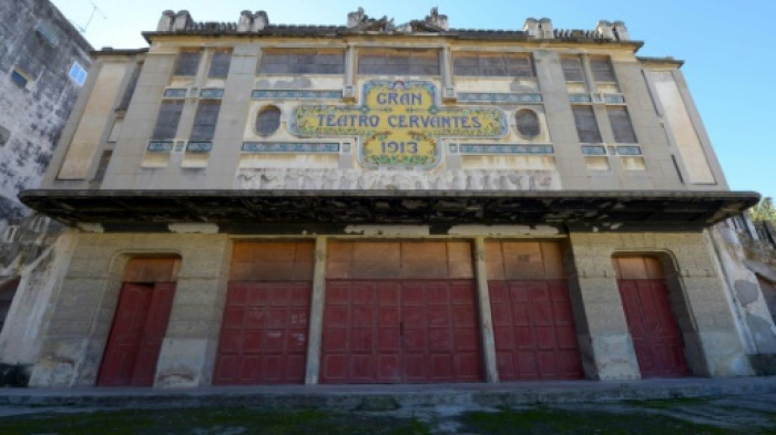 Le Maroc veut restaurer le théâtre Cervantès de Tanger, cédé par l