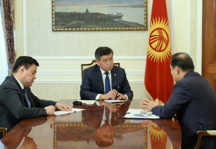 Se mantuvo una discusión sobre la edición de la VII Cumbre del Consejo Turco en Bishkek