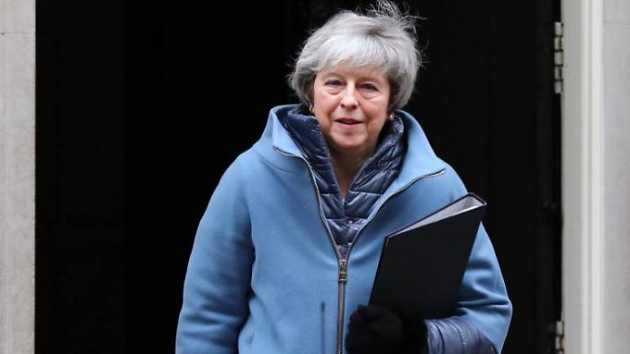 May geht nochmal auf Brexit-Tournee