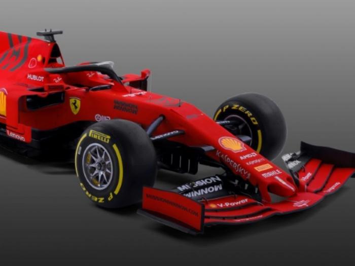 F1: Ferrari présente la SF90, pour ses 90 ans et pour gagner