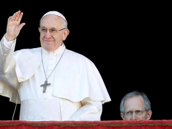 Le pape promet justice aux victimes d