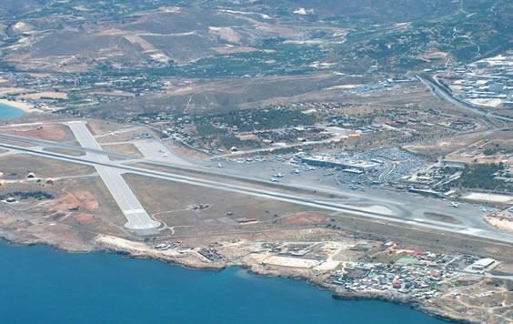 Greece signs concession for new Crete airport