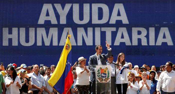 Llega a Cúcuta un tercer cargamento de ayuda humanitaria de EEUU para Venezuela