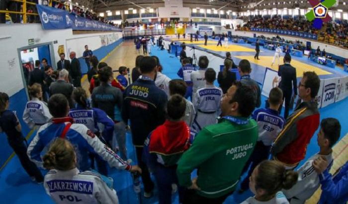 Cüdoçularımız Avropa kubokunda 4 medal qazanıblar
