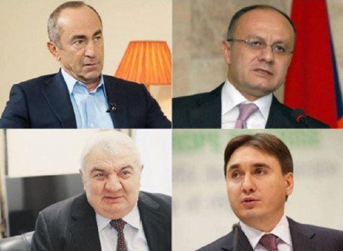 Ermənistanda mart qırğını ilə bağlı 76 cildlik cinayət işi