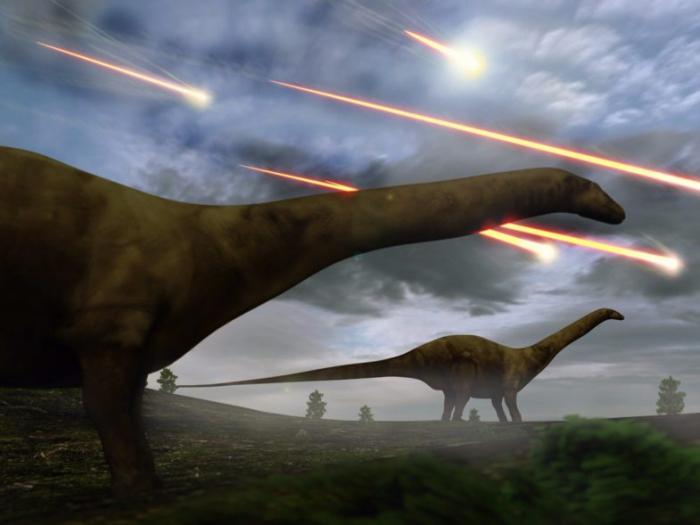 L'astéroïde tueur de dinosaures contenait un métal rare, utile contre le cancer