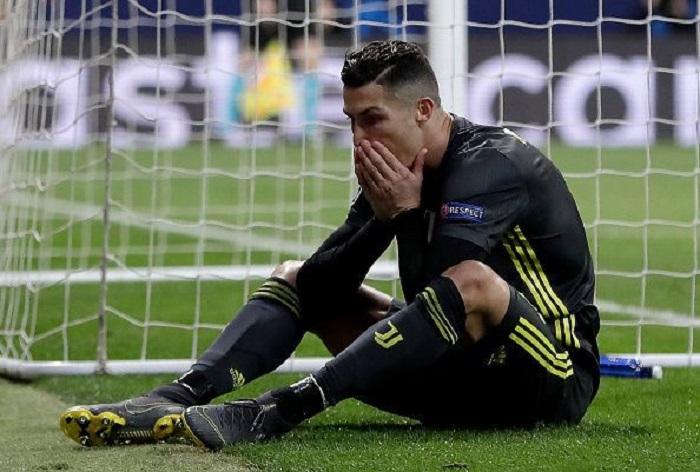 """Ronaldo """"Yuventus""""u xilas edə bilmədi - VİDEO"""