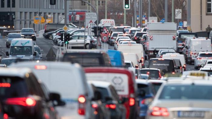 Berliner Autofahrer besonders betroffen