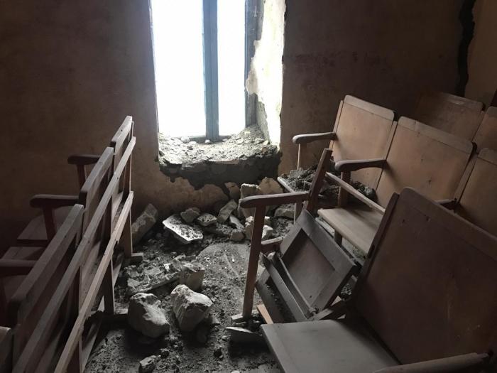 """""""Ağsuda zəlzələdən 48 evdə çatlar yaranıb"""" – İcra başçısı"""