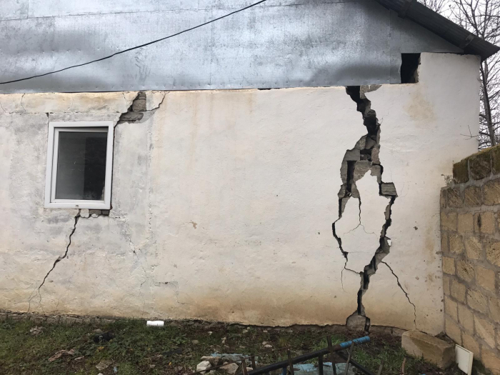 Quake damages 132 houses in Azerbaijan's Shamakhi
