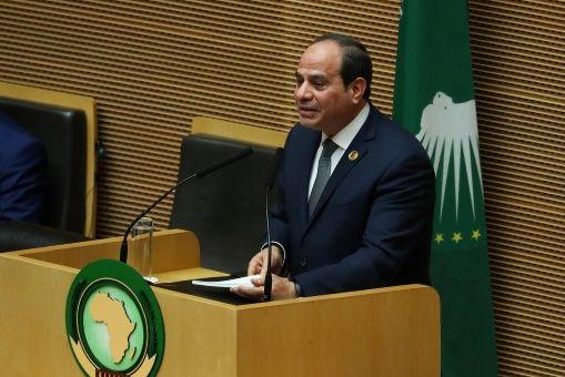 Egipto asume presidencia rotatoria de Unión Africana