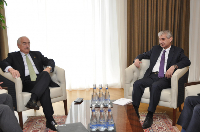 Centrist Democratic International: Azerbaijani social projects example for many countries
